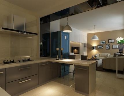 Advantages and Disadvantages of Open Kitchen